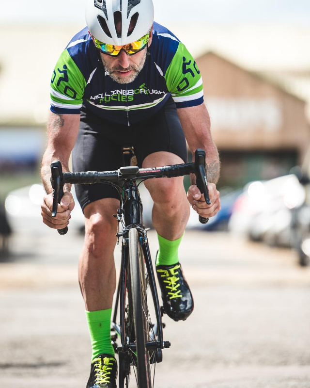 Paul Hardy VeloElite Mens Club Captain