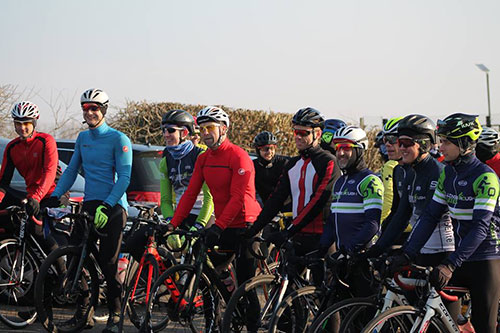 VeloElite Club Ride