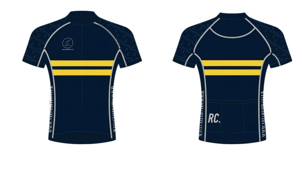 VeloElite Jersey Design