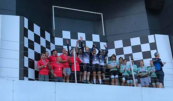 VeloElite Silverstone TTT Winners 2018