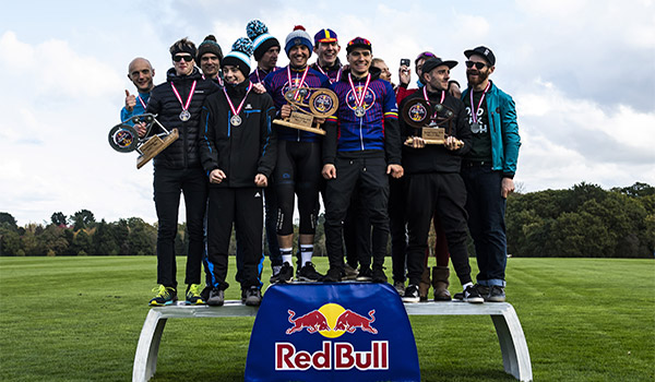 VeloElite Take 1st And 2nd Place At Prestigious Red Bull Timelaps 2018