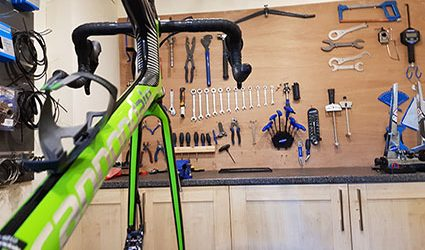Bike Repairs and Servicing Northamptonshire