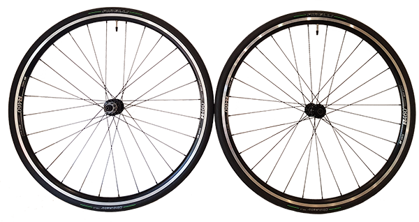 VeloElite Road Race Wheelset