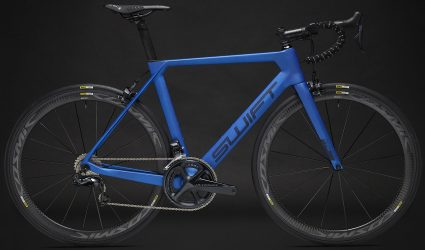 Swift Hypervox Aero Carbon Bike Ultegra DI2 - VeloElite