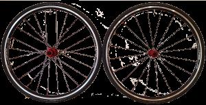 VeloElite Road TSC Wheelset