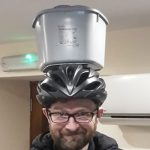 VeloElite Best Hat Winner Damien