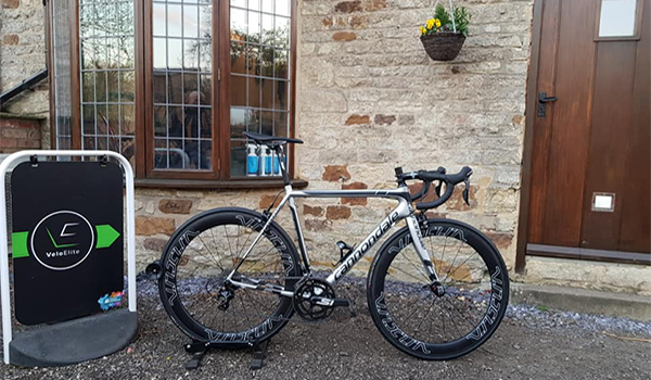 Cannondale On VeloElite TSC Wheels